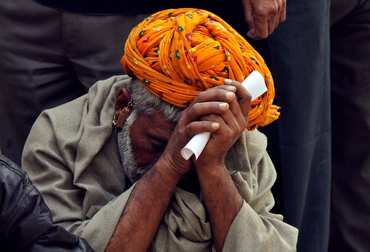 Himanshu Sharma/Reuters