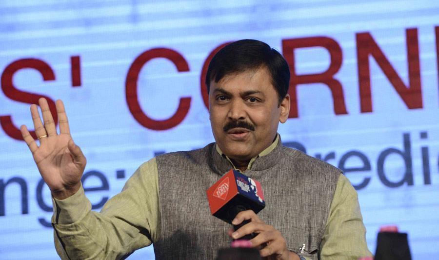 GVL Narasimha Rao is a BJP spokesperson. Photo credit: Facebook/GVLNRAO